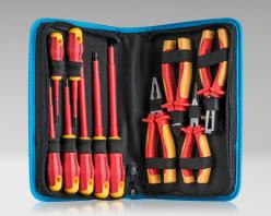 TK-110INS - 11 Piece Insulated Tool Kit