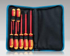 TK-70INS - 7 Piece Insulated Screwdriver Kit
