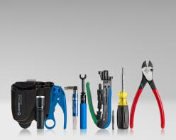 TK-85 - COAX Tool Kit with Universal Compression Tool